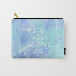 Night Changes Carry-All Pouch