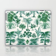 Exotic Tropical Palm Print Laptop & iPad Skin