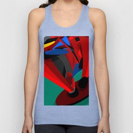 Paused Acceleration Unisex Tank Top