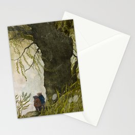 The Wind in the Willows Stationery Cards