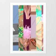 crash_ 11 Art Print