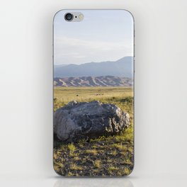Great Sand Dunes National Park iPhone Skin
