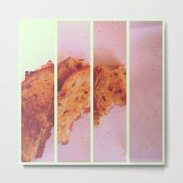 recession of a sandwich Metal Print