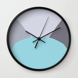 Deyoung Island Paradise Wall Clock