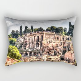 Ancient Rome Rectangular Pillow