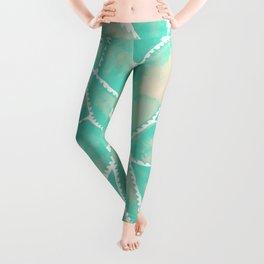 Aloe Vera – Mint Palette Leggings