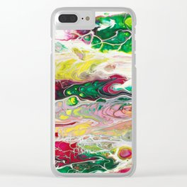 190 Clear iPhone Case