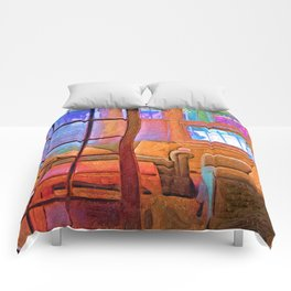 Sun Porch Comforters