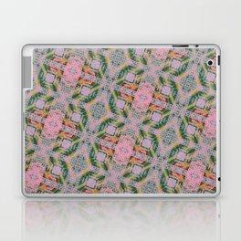 Lavender Fractal Laptop & iPad Skin