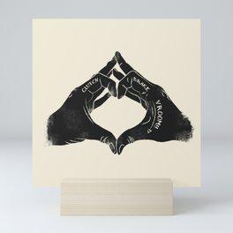Clutch Brake Vrooom light Mini Art Print