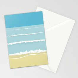 Sea view Stationery Cards