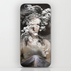 Road to the heart iPhone & iPod Skin