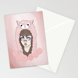 Favourite Hat Stationery Cards