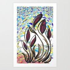 Moment Art Print
