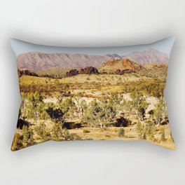 West Macs Rectangular Pillow