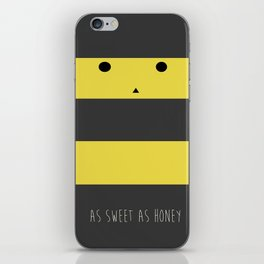 Honey Bee iPhone Skin