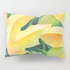 Bright leaf study Pillow Sham