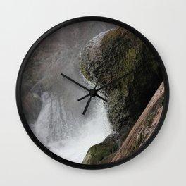 The Lip Wall Clock