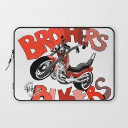 Brothers Bikers Laptop Sleeve