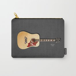 Dove Acoustic Guitar 1960 Carry-All Pouch