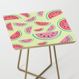 AFE Watermelon Pattern 3 Side Table