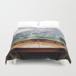 Live the Adventure Duvet Cover
