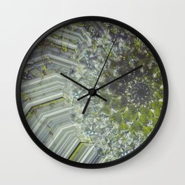 °//*Substantiated ¤ {In D/eams} ¤ •f Sp/ing°//* V.2.01 Wall Clock