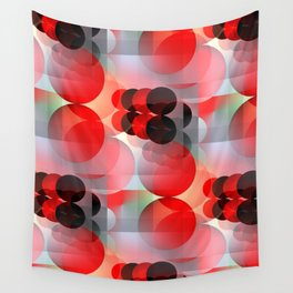 time for abstraction -4- Wall Tapestry
