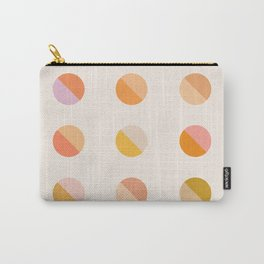 Abstraction_DOT_DOT_Colorful_Minimalism_001 Carry-All Pouch