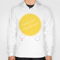 eternal sunshine of the spotless mind Hoodies featuring eternal sunshine of the spotless mind by not so popular