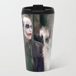 The Party Crasher (the joker) Travel Mug