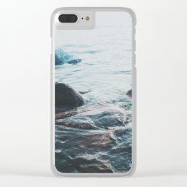 A Summer Night's Eve Clear iPhone Case