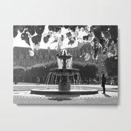 Place des Vosges 3 Metal Print