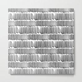 CAL STROKE Metal Print