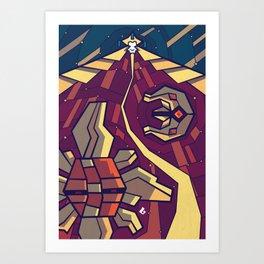 Wishmaker Art Print