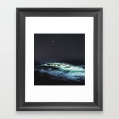 Jovian Shoal Framed Art Print