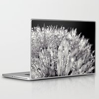 silver Laptop & iPad Skins featuring silver by Bonnie Jakobsen-Martin