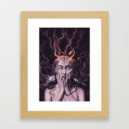 Hidden Treasure I Framed Art Print
