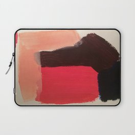 and then you smiled Laptop Sleeve