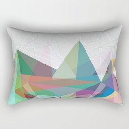 Colorflash 7 Rectangular Pillow
