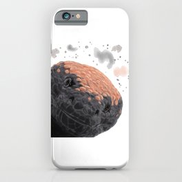 Curious Gila Monster  iPhone Case