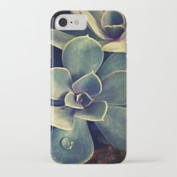 succulent iPhone & iPod Cases featuring Succulent by KunstFabrik_StaticMovement Manu Jobst