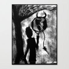 World Goth Day Canvas Print