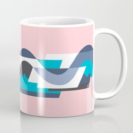 SUISSE - Art Deco Modern: MIAMI DECO Coffee Mug