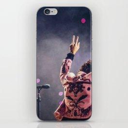 Harry styles peace iPhone Skin