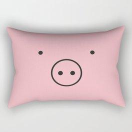 PIGGY PIGGY Rectangular Pillow