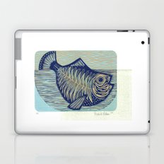 Shiny fish Laptop & iPad Skin