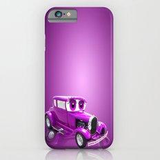 Fuschia Truck Slim Case iPhone 6s