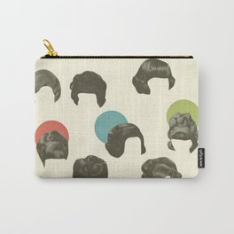 Hair Today, Gone Tomorrow Carry-All Pouch