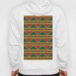 Africa-inspired pattern Hoody